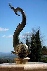 Fountain (paul cripps) Tags: italy fish fountain conference siena caa caasiena caa2015