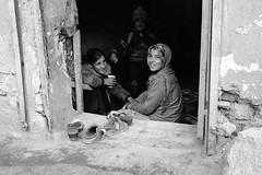 Being a refugee (boynudelik) Tags: life street light bw photography good candid refugee hard istanbul fujifilm suleymaniye x100 x100s