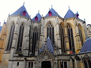 Eglise Saint Maurice de Lille