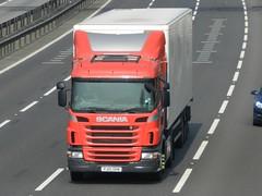 PJ10ORW Warrens Scania (graham19492000) Tags: eddie scania warrens stobart eddiestobart pj10orw l7335