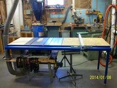 Gary Eley VerySuperCool Tools Table Saw Fence System