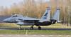 USAF F-15 (Rens Bressers) Tags: holland netherlands fighter flag aviation military north nederland practice fighters operation pilot friesland airbase leeuwarden noord vlag operatie frisian friesche vliegbasis ehlw