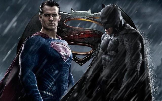 Batman vs Superman trailer leaked