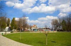 Moinesti Park (tudor.ghioc) Tags: park summer nature weather clouds spring romania oil parc extraction bacau mostlysunny petrom moinesti mostlicloudy