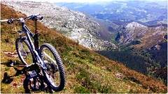 Good ride on Carranza Valley, Basque Country, Spain (JLL85) Tags: