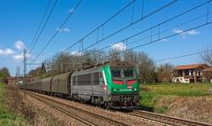 E436346MF (maurizio messa) Tags: railroad railway trains astrid cti bahn lombardia mau sncf freighttrain ferrovia astride treni pavese 436 bb36000 alpc guterzuge e436 captrain nikond7100