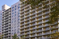 nyu village (william.kimmerle) Tags: architecture apartments balconies voigtlander leica newyork village nyu