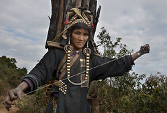 ZUM_4732_19_03_2016 (magbrinik) Tags: akhapeople akhawomen laos tribes phongsali goldentriangle akhatribe burma myanmar remoteregion travelreportage travelphotography tribalphotography