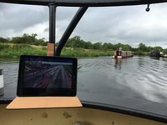 Dragstalgia on Webcam (Sam Tait) Tags: dragstalgia santa pod webcam river soar narrowboat live
