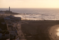Couleurs du soir (maxguitare1) Tags: ocean mer beach playa maroc plage spiaggia atlantique