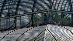 Empty Of Sound (John Penberthy LRPS) Tags: johnpenberthy nikon d750 kew kewgardens garden glass glasshouse greenhouse architecture victorian
