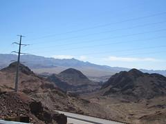 Nevada-Arizona border, near Lake Mead (Dan_DC) Tags: desert lakemead nevada arizona