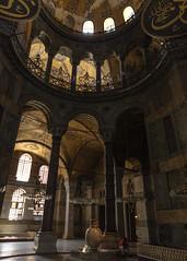 Hagia Sophia, Istanbul (Eric Esquivel) Tags: turkey sophie istanbul mosque hagiasophia sophia hagia stsophie mosq