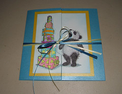 Birthday card (PannaLover326) Tags: card cards greetingcard birthdaycard crafts papercrafts handmade