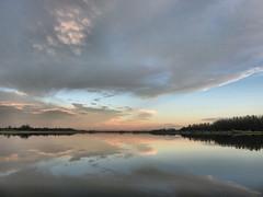 West shore before sunrise HDR 20160724 (Kenneth Cole Schneider) Tags: florida miramar westbrowardwca
