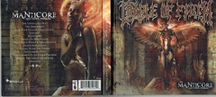 Cradle Of Filth - The Manticore And Other Horrors (hube.marc) Tags: cradle of filth the manticore and other horrors cd disque pochette musique