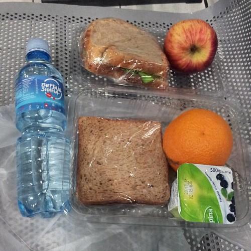 Bravo @hotelprag - best lunch package ever! Good service! Hvala!