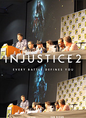 Wonder Woman and Blue Beetle Announced For Injustice 2 (AntMan3001) Tags: wonder woman blue beetle injustice 2