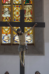 Christ on cross (quinet) Tags: 2014 allemagne christ christus deutschland germany kreuz rothenburg crois cross