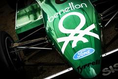 Tyrrell 011 (speedcenter2001) Tags: elkhartlake elkhart roadamerica roadcourse roadracing historic vintage vintageracing wisconsin f1 formula1 openwheel monoposto racing race racecar racetrack cosworth nikonseriese75150mmf35