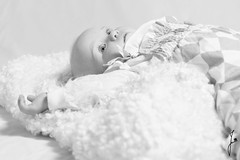 No photos.. (jannaheli) Tags: suomi finland helsinki studio kotistudio homestudio nikond7200 valaisu strobist lapsi tyttö child girl babygirl goddaughter kummityttö mv bw mustavalkonen blackwhite potretti portrait