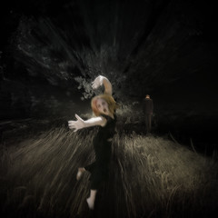 subconscious fragments (old&timer) Tags: background infrared blackandwhite texture blur composite model deviantart dellastock thepropagation3 song4u oldtimer imagery digitalart laszlolocsei