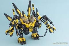 tkm-STILTwalker-09 (tankm) Tags: lego moc stilt walker mech
