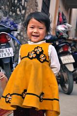 Beautiful in simplicity & innocence (EdGingell) Tags: beautiful girl sapa vietnam tribe village