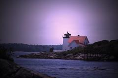 Hendricks Head Lighthouse (Patricia McAtee - Photos of Maine) Tags: lighthouse lighthouses light mainelighthouses ocean oceanview rockycoast