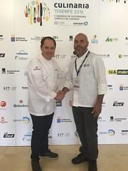 Culinaria Tenerife 2016 (Sammic SL) Tags: culinaria tenefife fcooking fleischmannscookinggroup elturismoquesecome culinariatenerife2016 adeje tenerife