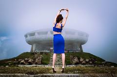 Buzludzha (sfabisuk) Tags: bulgaria buzludzha model travel explore