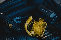 lemOn (eightsevenfivefps) Tags: dragogear inforce paracord emerson etsgroup bwcenterbrass bulletthumbdisc glock