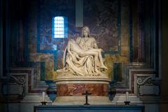 Piet di Michelangelo (Ruggero Poggianella Photostream ) Tags: roma rome vaticano vatican piet pietdimichelangelo