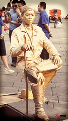 Sudirman (NADS Productions) Tags: camera old city white black adam love museum kids indonesia asian photography community asia punk nashville daniel sony si north bikes nicholas relationship jakarta grayscale southeast recycle effect productions taman kawasan kota tua monopod nads wisata sepeda earlybird tempat utara patung sampah betawi fatahillah sudirman mirrorless replika penjual jenderal a6000 pitung tongsis