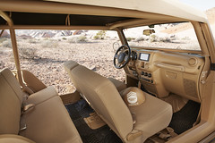 Jeep Staff Car Concept Interior (FCA: Corporate) Tags: jeep 4x4 moab mopar 2015 easterjeepsafari