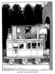 W Heath Robinson -Railway Ribaldry 1935 ill pg 65