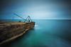 Portland Bill Bigstopper Seascape (-*HJS*-) Tags: ocean sea sky water canon landscape rocks seascapes crane ngc dorset fullframe portlandbill 2015 1635mm jurrasiccoast leefilters beacheslandscapes 5dmk2 bigstopper 09hardgrad