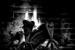 flaming (clémence·Liu ) Tags: fire blackwhite chefchaoun nikond800 clemenceliu