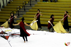 "Park View HS Red Winterguard <a style=""margin-left:10px; font-size:0.8em;"" href=""http://www.flickr.com/photos/126064516@N08/16837288322/"" target=""_blank"">@flickr</a>"