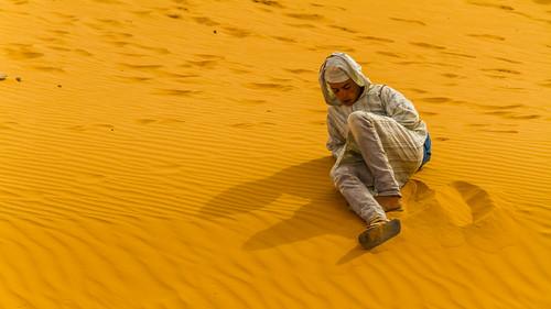 Entspannung im Sand II