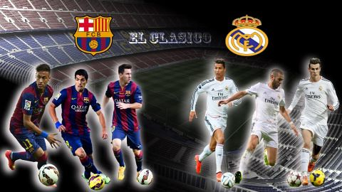 El Clasico BARCELONA VS REAL MADRID, Barca Tak Diunggulkan