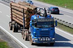 "Scania R "" GRAL "" (PL) (magicv8m) Tags: transport trans lkw tir"