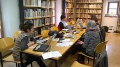 Viquimarató Esteve Albert. 11 d'abril del 2015 (Biblioteca Nacional d'Andorra) Tags: albert biblioteca nacional andorra esteve activitats govern pública difusió viquimarató