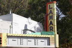 Lamar Theater - Memphis, TN (SeeMidTN.com (aka Brent)) Tags: cinema marquee theater neon tn memphis tennessee lamar us78 bmok bmok2