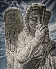 Angel (Jos Pockett) Tags: ontario canada nikon angels monuments grandbend pfmonument15
