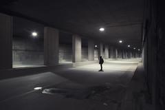 (inhiu) Tags: longexposure nightphotography travel building architecture night georgia underground nikon tunnel tbilisi d800 urbex urbanexploartion inhiu