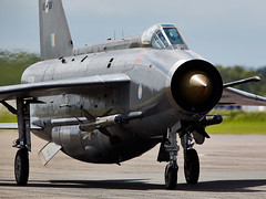 Lightning (Bernie Condon) Tags: classic vintage fighter military jet lightning preserved raf coldwar warplane bac bruntingthorpe intercepter enlishelectric