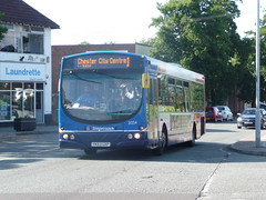 Stagecoach 21254 - YK53 GXP (North West Transport Photos) Tags: urban eclipse volvo yorkshire first wright stagecoach wirral gxp 21254 b7rle 66706 yk53