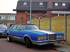 Mercury Cougar (denniselzinga) Tags: sedan mercury 1977 cougar pv98zt