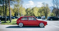 "Volkswagen Golf MkI - 17"" BBS RS (Rick Bruinsma) Tags: golf volkswagen austria see am 17 rs bbs faak mki worthersee faaksee"